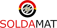 Logo do Soldamat
